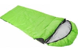 Спальный мешок с капюшоном Кемпинг  Peak 200L, зеленый
