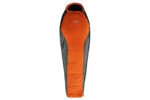 Спальный мешок Tramp Fjord Regular Orange/Grey R (TRS-049-R)