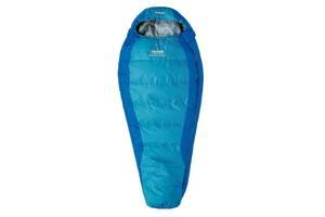 Спальний мішок Pinguin Savana Junior 150 Blue Right Zip SKL35-240658