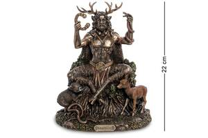 Статуэтка Veronese Кернунн - Лесной бог  22 см 1906340