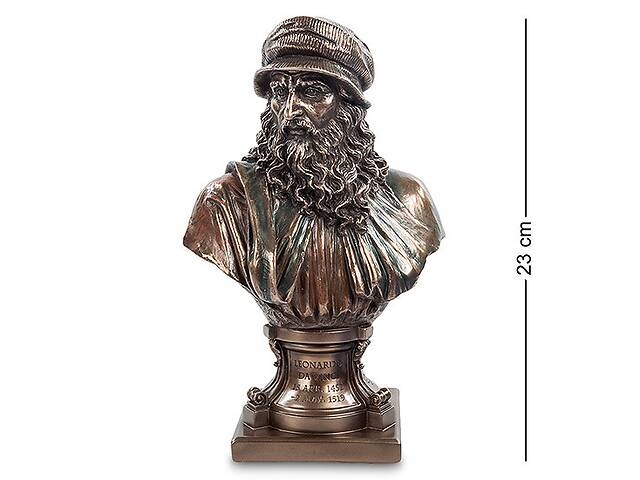 продам Статуэтка Veronese Леонардо да Винчи 23 см 1902542 бу в Харькове