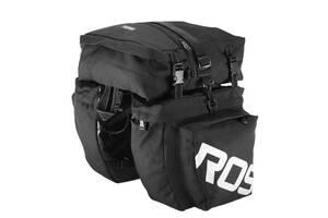 Сумка Roswheel на багажник 14892-A Black (6920636715670AA)