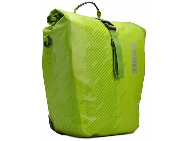бу Сумка велосипедная Thule Shield Pannier Large TH100063, зеленый в Киеве