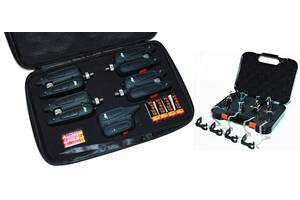 Сигнализаторы поклевки WC310 набор + свингеры