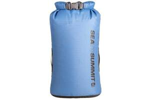 Синий гермочехол на 8 литров Sea To Summit Big River Dry Bag 8 L Blue, STS ABRDB8BL, 13х21х44см.