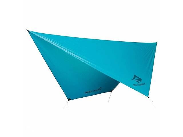 Тент для гамака Sea To Summit Hammock Ultralight Tarp 15D Blue (STS AHAMTARP)- объявление о продаже  в Львове