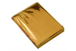 Термоковдра AceCamp Emergency Blanket Gold (1012-3806)