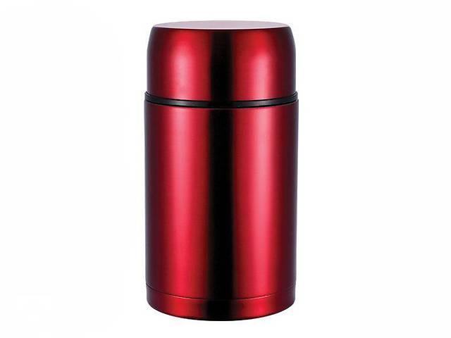 продам Термос Bergner Ланч-бокс 1000 мл с клапаном давления Красный (psg_BG-6025) бу в Киеве