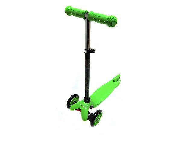 продам Трехколесный самокат iTrike Scooter 3-013-4-D Green бу в Киеве