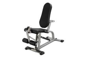 Тренажер - Розгинач стегна сидячи Steelflex Leg Extension Machin