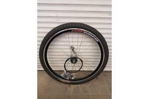 Вело колеса 20. 24. 26. 28 дюймів подвійний обід на планетарної втулки 3 швидкостей