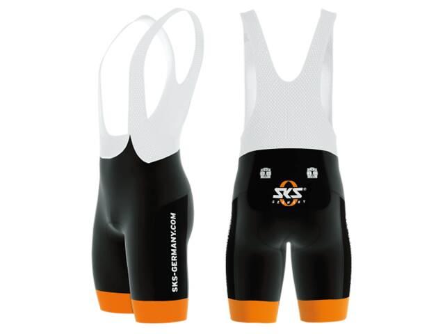 Велошорти SKS Team Sauerland L Black (11422)- объявление о продаже  в Львові