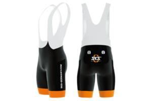 Велошорти SKS Team Sauerland M Black (11421)
