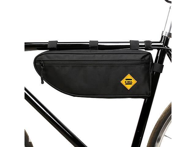 купить бу Велосумка, вело сумка під раму , на раму велосипеда, бардачок. в Житомире