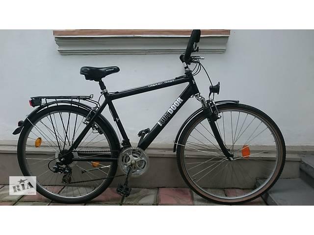 Велосипед 28& quot; Outdoor из Германии (резерв)- объявление о продаже  в Бучаче