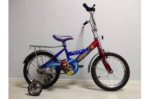 Велосипед 4-6 років
