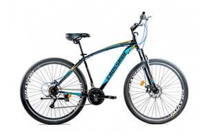 "Велосипед Ardis MTB ST ""SPIDER"" 27,5''  черно-синий"