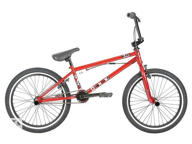 Велосипед BMX Haro 2019 Downtown DLX 20.5 TT Mirra Red- объявление о продаже  в Одессе