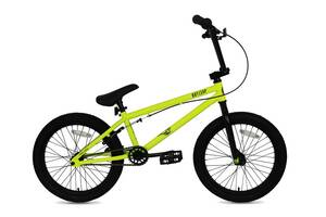 Велосипед BMX Outleap Clash Neon Green 2021