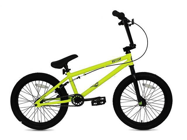 бу Велосипед BMX Outleap Clash Neon Green 2021 в Львове