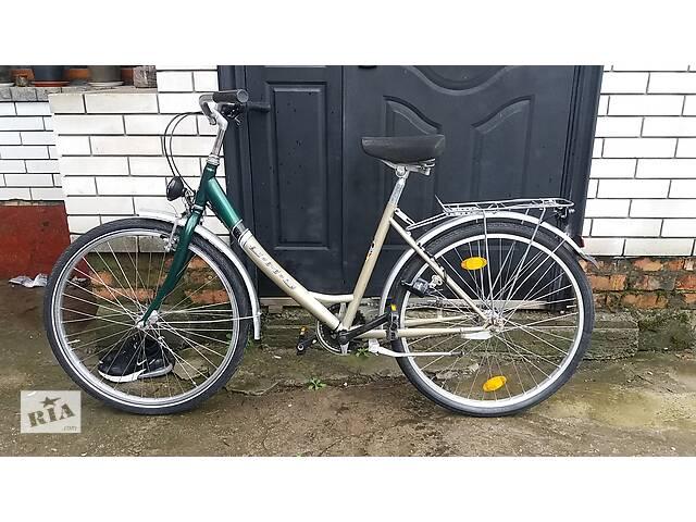 купить бу Велосипед Дамка 26& quot; планетарка 3 швидкості в Мелітополі