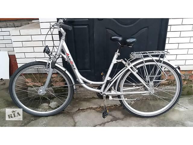 купить бу Велосипед Дамка 28 Планетарка  в Мелитополе