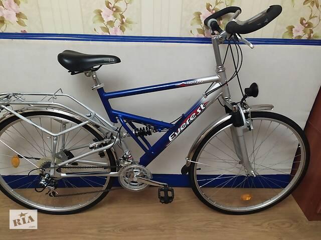 продам Велосипед Everest 28 алюминиевий бу в Луцке