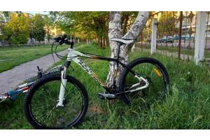 Велосипед гірський Rock Machine Hurricane 90 (нові гідравлічні гальма)
