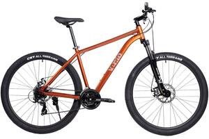 Велосипед горный Vento Monte 29 оранжевый