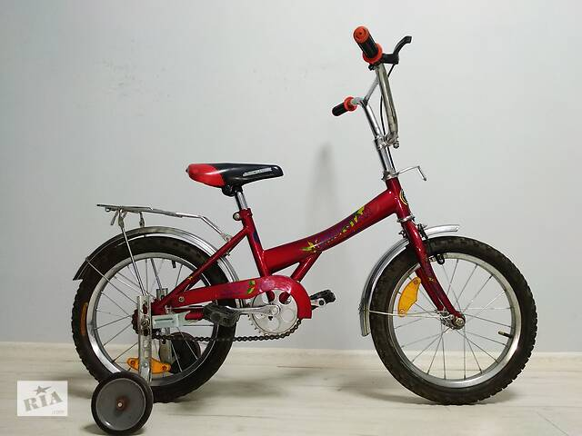 бу Велосипед JuniorStar 4-6 років в Сєверодонецьку