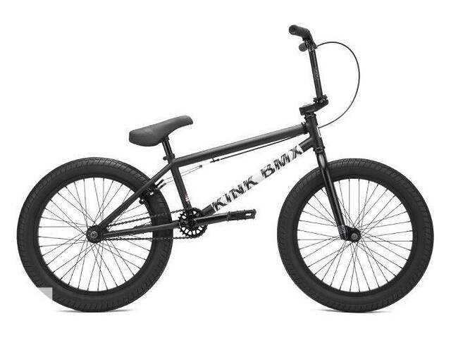 продам Велосипед KINK BMX Curb 2021 черный бу в Львове