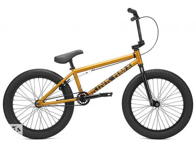 бу Велосипед KINK BMX Curb 2021 оранжевый в Львове