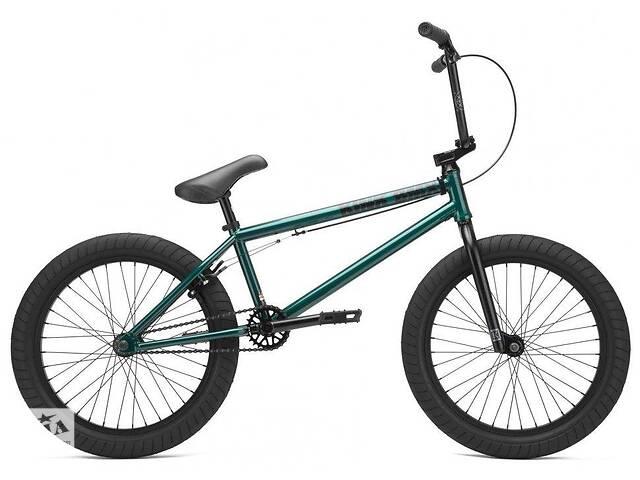 купить бу Велосипед KINK BMX Gap XL 2021 прозрачно-зеленый в Львове