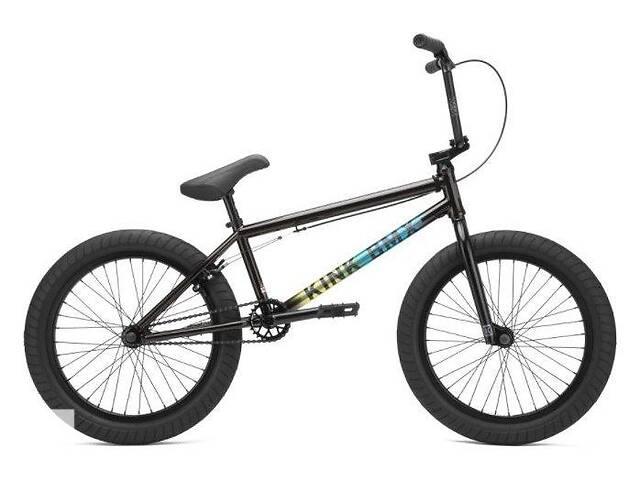 бу Велосипед KINK BMX  Whip XL 2021 черный в Львове