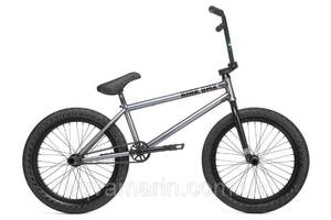 Велосипед KINK BMX Williams Nathan Signature, 2020 серый перламутр