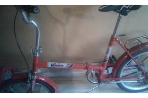 Велосипед Новий ста на фото