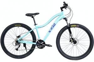 "Велосипед Vento Levante 27.5 2020 17"" Turqoise Gloss"