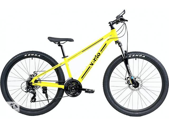 "бу Велосипед Vento Monte 26 2020 13"" Yellow Gloss в Полтаве"