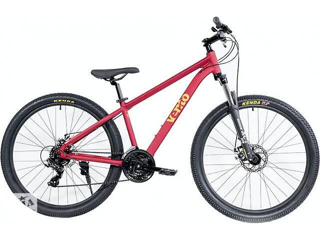 """купить бу Велосипед Vento Monte 27.5 2020 17"""" Bordeaux Satin в Полтаве"""