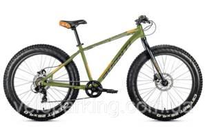 Велосипед внедорожник фэтбайк Avanti Fat 26 гидравлика (fatbike) 2020 All
