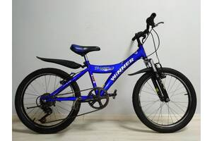 Велосипед Winner 6-10 лет