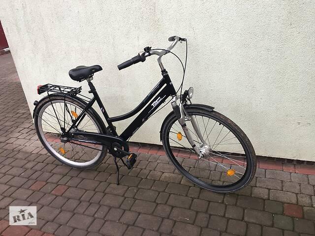 бу Велосипед жіночий алюмінієвий R28 Німецький в Городке