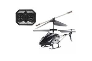Вертолет на р/у King Black аккумулятор пульт управления и запасной винт (33008B-RT)