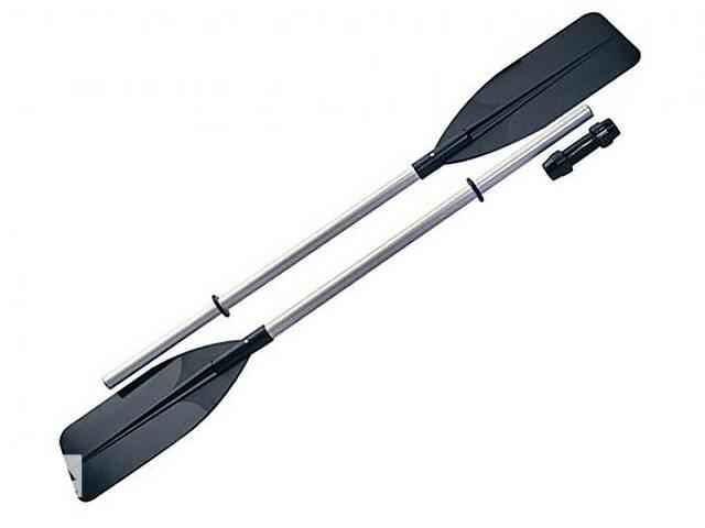 продам Весла алюминиевые разборные Intex 69627 Kayak Paddle/Boat Oars 122 см / 244 см (gr_001181) бу в Києві