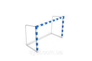 Ворота минифутбольные/гандбольные с противовесом 3х2м