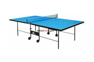 """Всепогодный теннисный стол""""GSI-sport"""", модель """"Athletic Outdoor Alu Line"""", артикул Gt-2"""