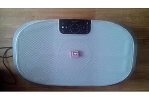 Вибротренажер, вибрационная плита Klarfit