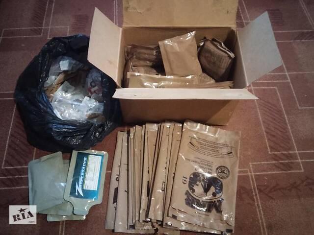 продам Ящик американского сухпайка бу в Харькове