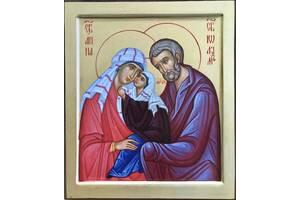 Икона Праведных Иоакима и Анны