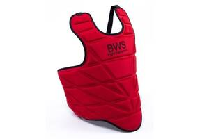 Защита корпуса красная Bws PaddingWala SKL11-281168